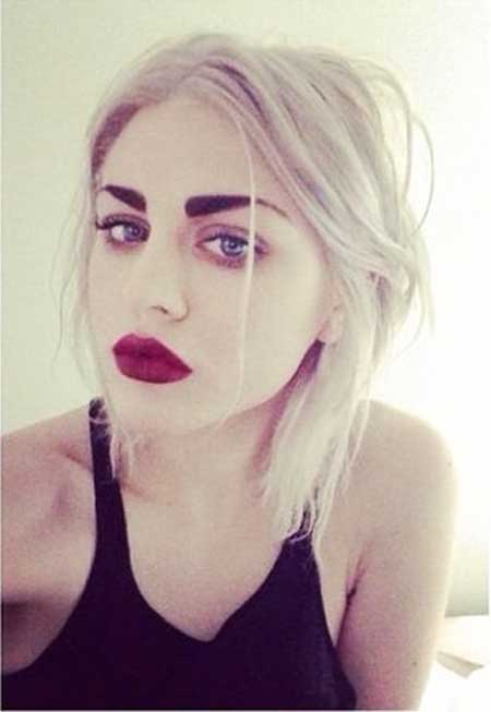 Grunge Makeup Th Makeup, Frances Bean, Bean Cobain, Back, After, Shape, Jenner,