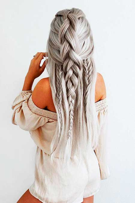 40 Best Braided Hairstyles For Long Hair Hairstyles And