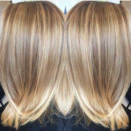 Dark Blonde Hair Ideas
