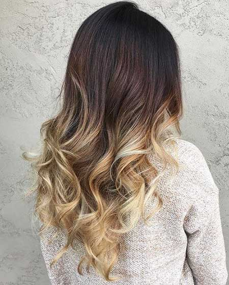 Black To Blonde Ombre Hair Red Black Hair, Balayage, Ombre, Balayage Hair