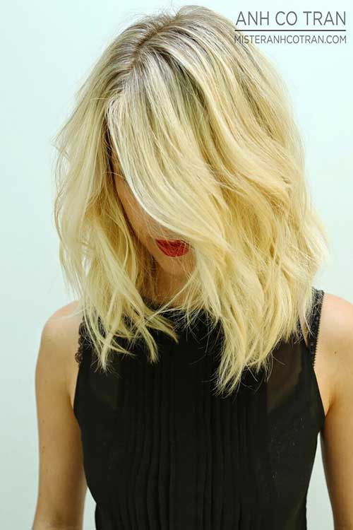 Shoulder Length Hairstyles 2016-13