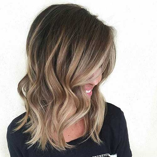 Shoulder Length Hairstyles 2016-14