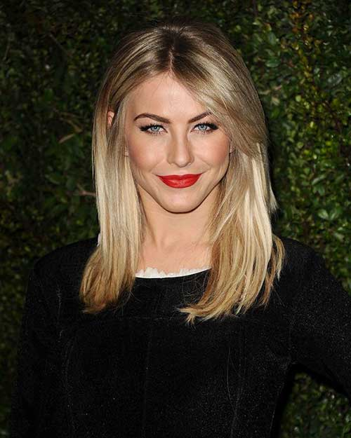 Shoulder Length Hairstyles 2016-17