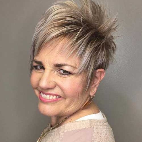 Hairstyles for Older Women-10