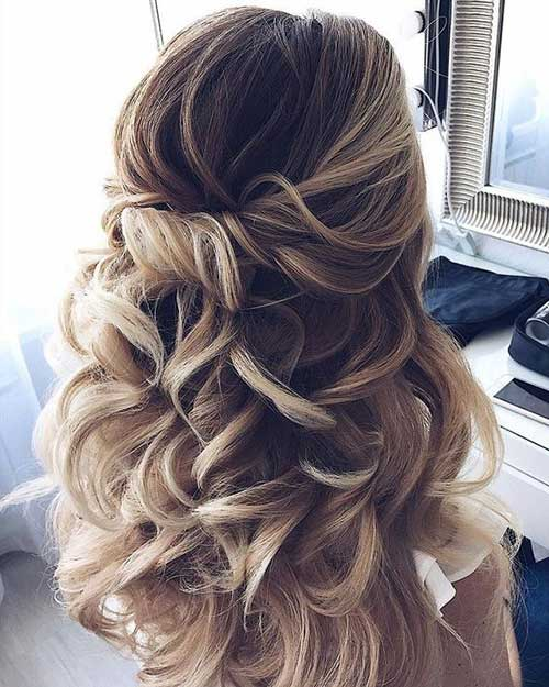 Special Updo Hairstyles You Should See