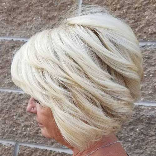 Haircuts for Older Ladies