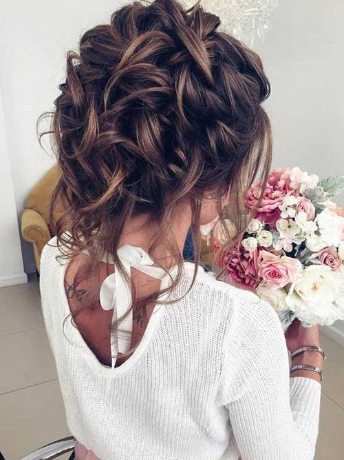 Long Wedding Hair Styles