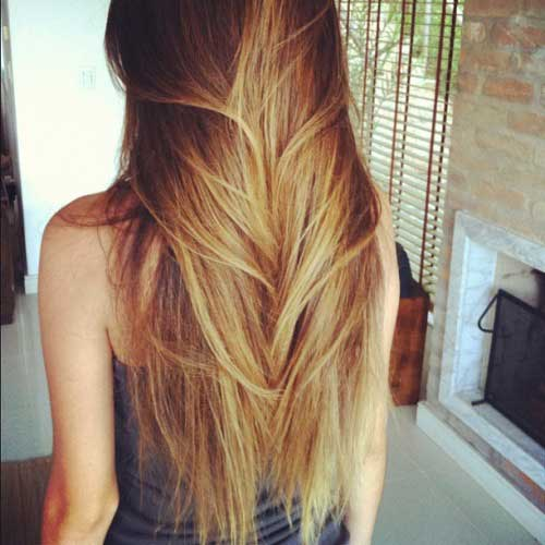 Famous Straight Hair Ideas You Should See
