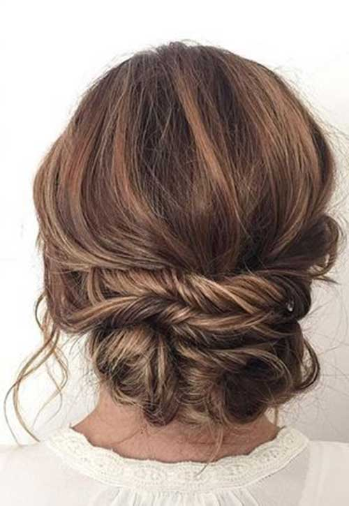 Messy Bun Hairstyles-10