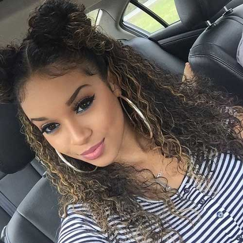 Curly Hairstyles Women-13