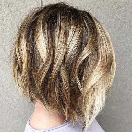 Lob Haircuts 2018-17