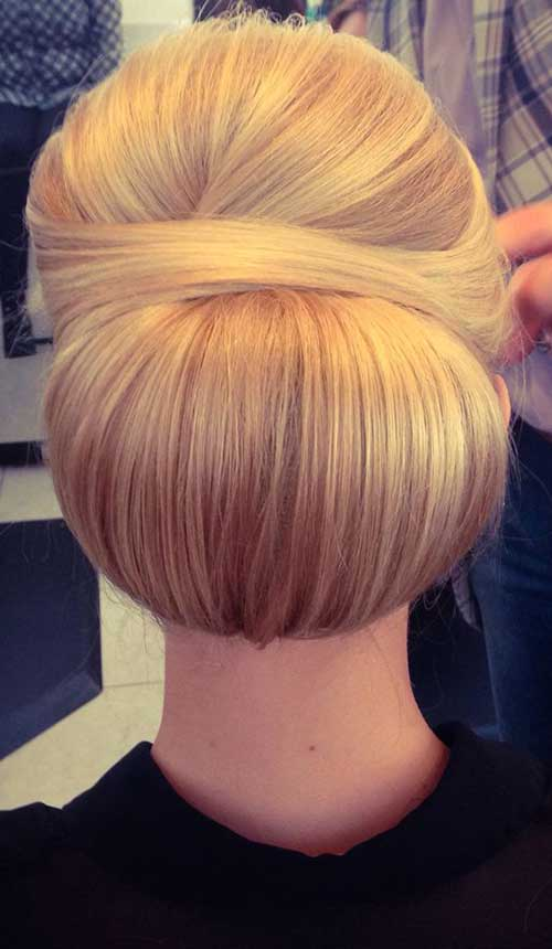 Classy Long Hair Buns-12
