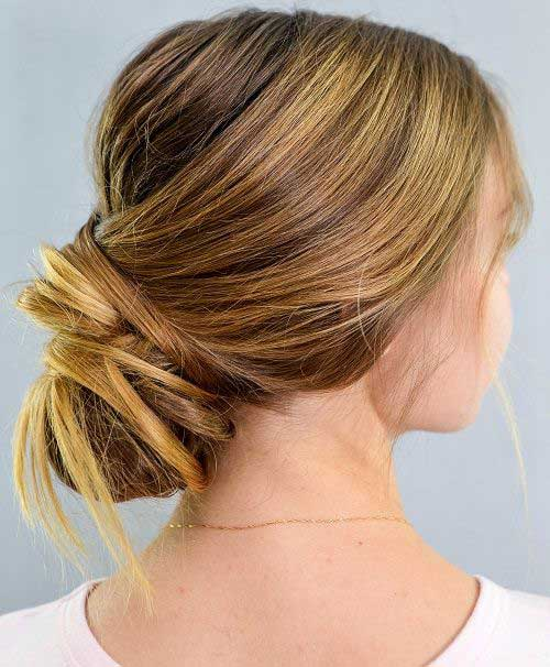 Classy Long Hair Buns-16