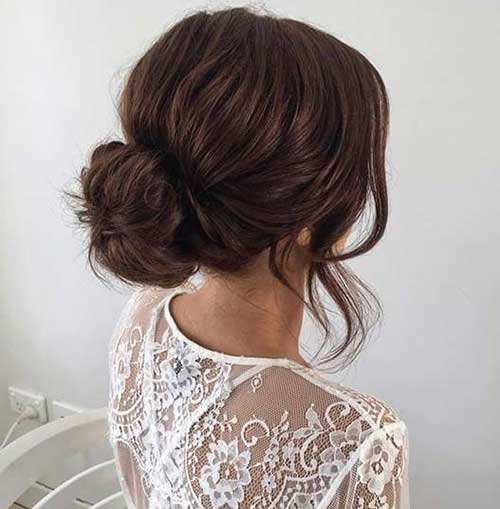 Classy Long Hair Buns-17