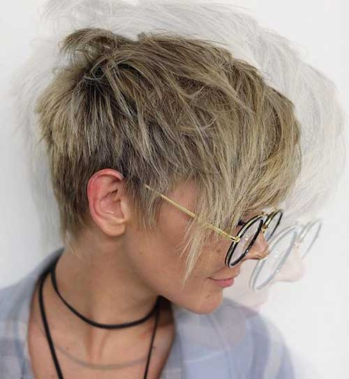 Chic Pixie Cuts For Women