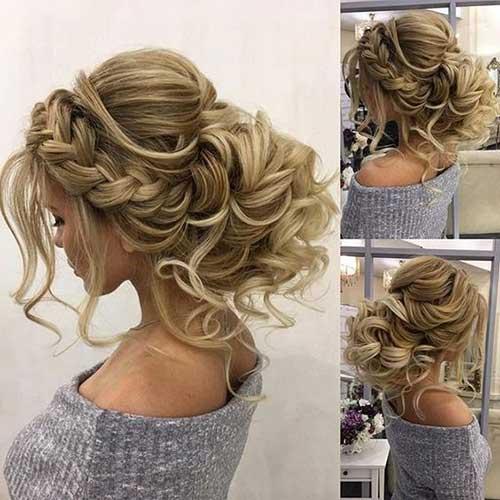 Wedding Hair Styles 2018