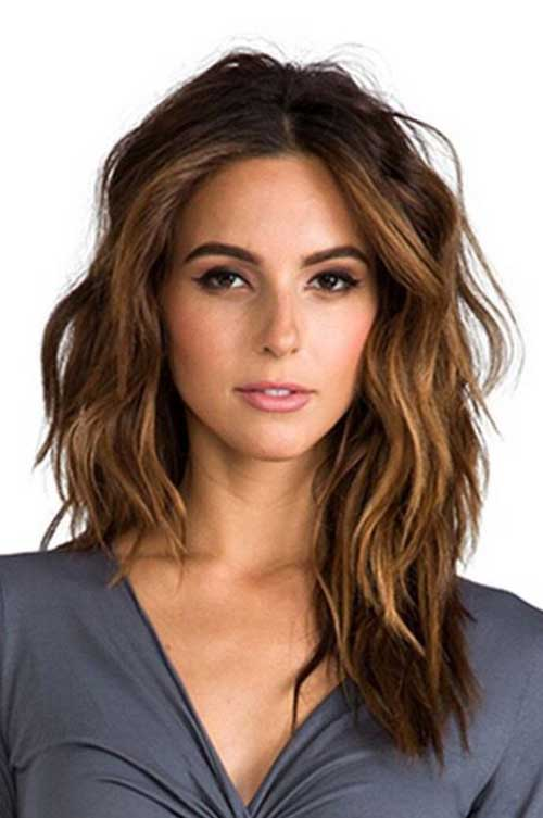 2018 Medium Haircuts for Women-10