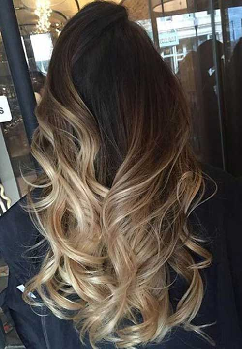 Blonde Ombre Hairstyles-10