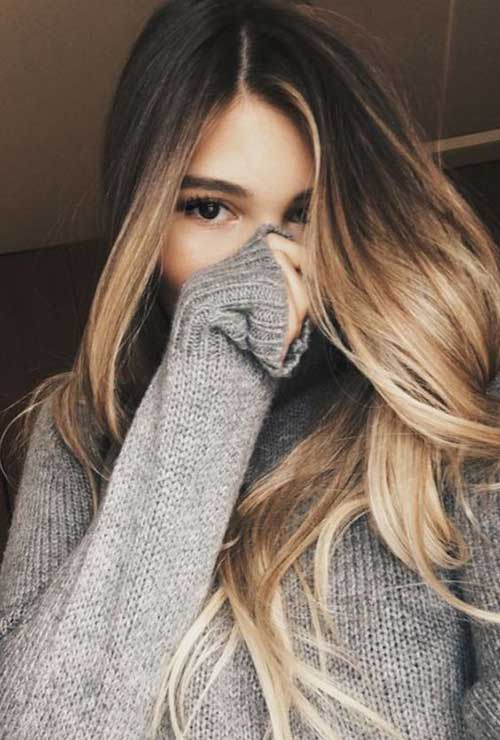 Blonde Ombre Hairstyles-12