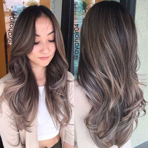 Ashy Brown Hairstyles-15