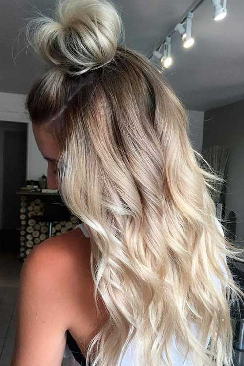 Blonde Ombre Hairstyles-16