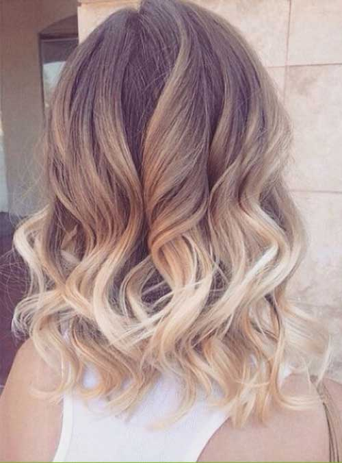 Blonde Ombre Hairstyles-7