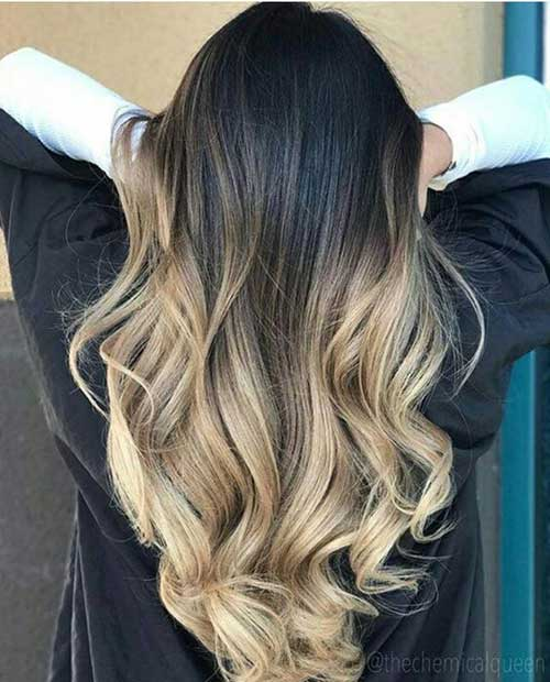 Blonde Ombre Hairstyles-8