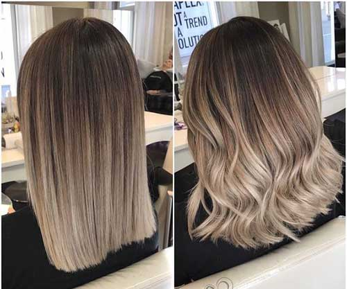 Blonde Ombre Hair Colors