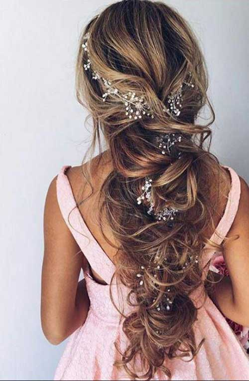 Long Updo Hairstyles