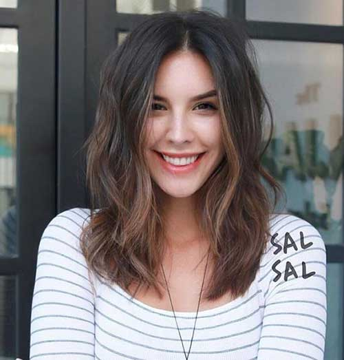 2018 Medium Hair Cuts for Women | Hairstyles and Haircuts | Lovely-Hairstyles.COM