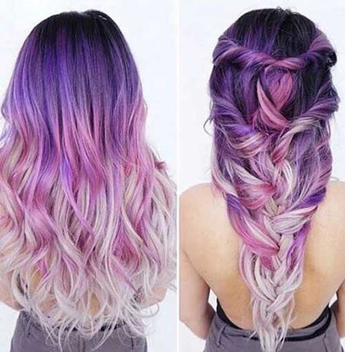 Unique Ombre Hair Styles