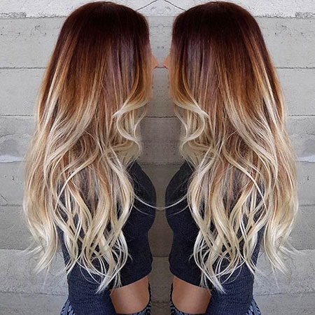 Balayage Hair Color Idea, Hair Balayage Color Blonde