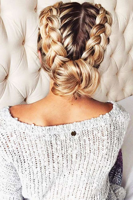 Cool Braid Hairtyle, Hair Hairtyles Party Braid