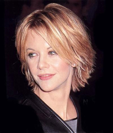 Meg Ryan Short Hair