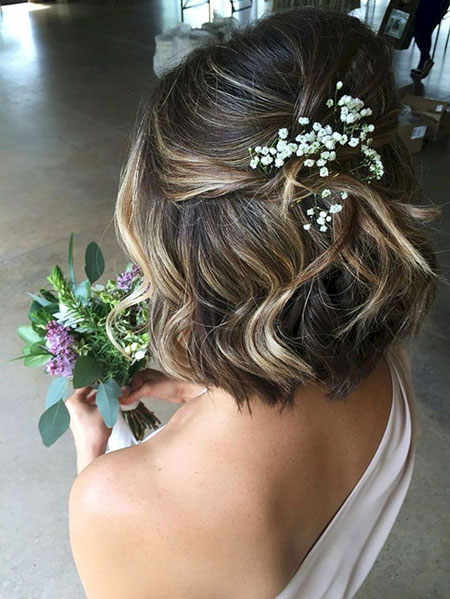 Hair Wedding Updo Love
