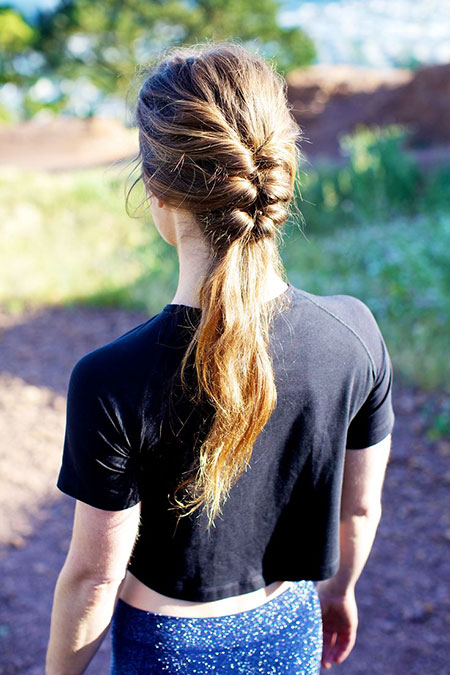 Hair Hairtyles Long Ponytail