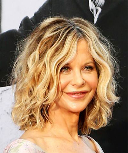 Meg Ryan Wavy Hair