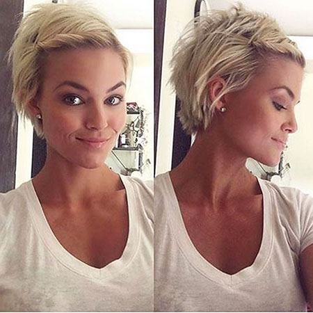 Pixie Hair Cute Short