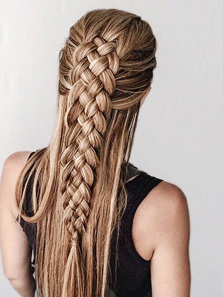 Hair Hairtyles Braids Braid