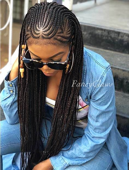 Braid Braids Styles Braided