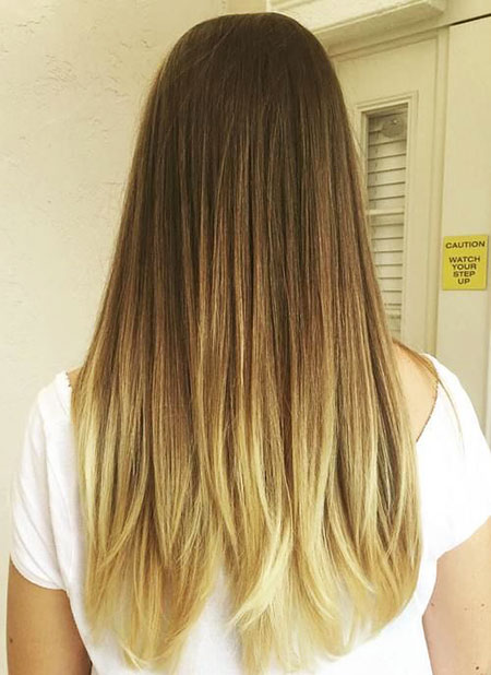 Blonde Balayage Brown Choppy