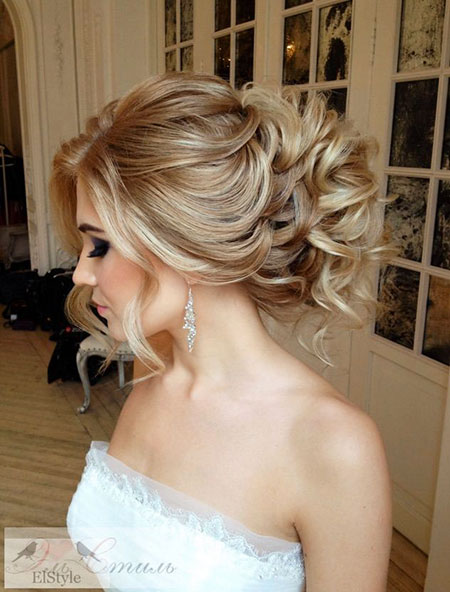 Hair Bridal Wedding Updo