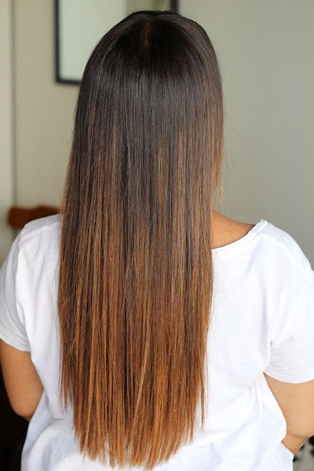 Hair Ombre Summer Spring
