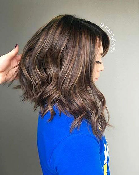 20 Long Bob Haircuts For Thick Hair Hairstyles And