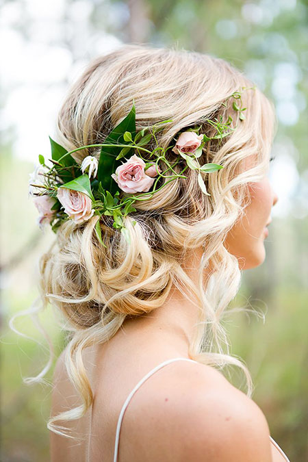 Bridal Updo, Wedding Hair Bride Bridal