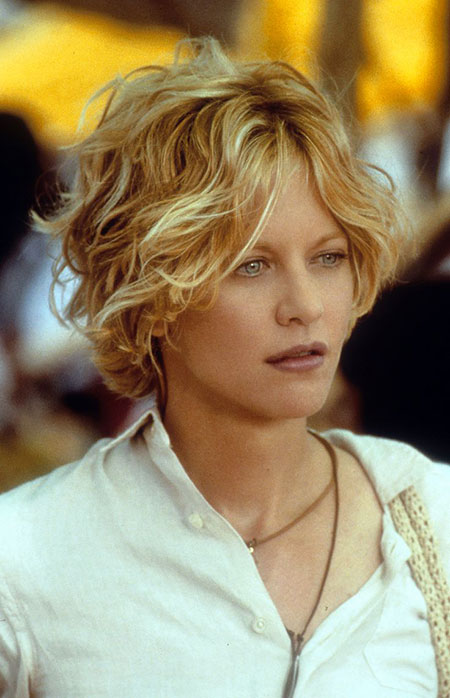 Hair Meg Ryan Short