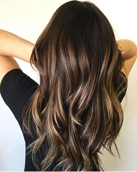 Balayage Hair Brown Business