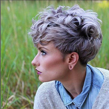 Pixie Short Messy Choppy