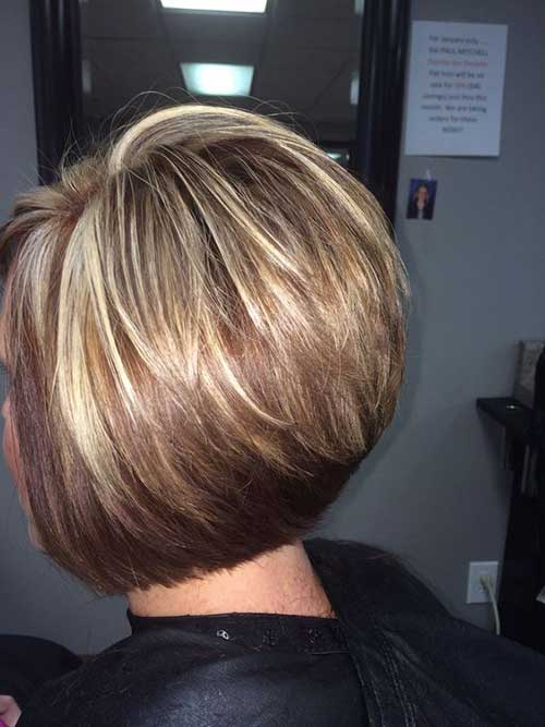 Chic Short Bob Haircuts Hairstyles And Haircuts Lovely