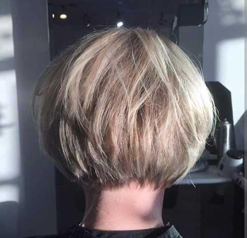 Chic Short Bob Haircuts Hairstyles And Haircuts Lovely